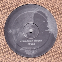 UNIT MOEBIUS - The Golden Years Part 1 : 12inch