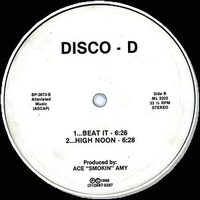 DISCO D - Dance Tracs : ALLEVIATED (US)