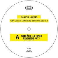 SUENO LATINO with MANUEL GOETTSCHING - Sueno Latino (Synthesis Mix) : 12inch