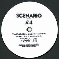 SEBO K - Scenario#4 (incl.Diego Krause, Djebali Remixes) : SCENARIO (GER)