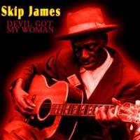 SKIP JAMES - Devil Got My Woman : LP