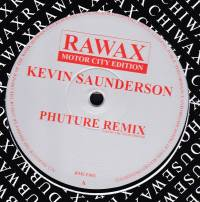 THE NIGHTTRIPPER - Phuture (Kevin Saunderson & Robert Hood) : 12inch