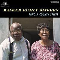 WALKER FAMILY SINGERS - Panola Country Spirit : LP
