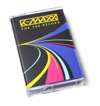 K-Maxx - For The Record(Cassette) : OMEGA SUPREME (US)