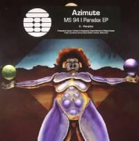 AZIMUTE - Paradox EP : TRANSMAT (US)