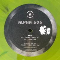 ALPHA 606 - ALPHA 606 RMXD : INTERDIMENSIONAL TRANSMISSIONS (US)