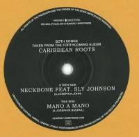 ANTHONY JOSEPH - Neckbone EP : 7inch
