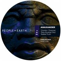 ANAXANDER - Chords + Theories : PEOPLE OF EARTH (US)