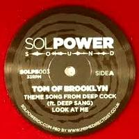 TOM OF BROOKLYN - Theme Song : 12inch