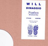 WILL DIMAGGIO - Fusion (Broadcast Mix) : 12inch