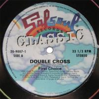 FIRST CHOICE / SKYY - Double Cross / Let's Celebrate : 12inch