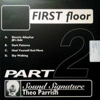 THEO PARRISH - First Floor (Part 2) : 2LP