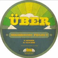 MUSHROOMS PROJECT - African Obsession : 12inch
