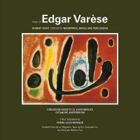 EDGAR VARESE - Music of Edgar Varèse Vol. 1 : LP