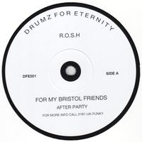 R.O.S.H. - For My Bristol Friends : DRUMZ FOR ETERNITY (UK)