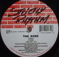 THE BOSS - Congo : 12inch