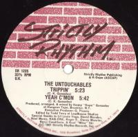 THE UNTOUCHABLES - Take A Chance : STRICTLY RHYTHM (US)