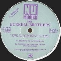 THE BURRELL BROTHERS - The Nu Groove Years Sampler : 12inch