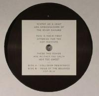 MISTER HO & HEAP - Collison Resistance / Veils Of The Beloved : 12inch and digital
