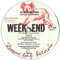 CLASS ACTION Feat. CHRIS WILTSHIRE - Weekend : SLEEPING BAG (US)