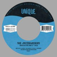 THE JAZZINVADERS - Paint Yourself In The Corner (Pt.1&2) : 7inch