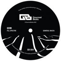 FILL SPECTRE - General Masta EP : 12inch