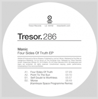 MONIC - Four Sides Of Truth EP : TRESOR (UK)