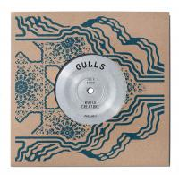 GULLS - Water Creature / Gulls Rhythm Force : 7inch
