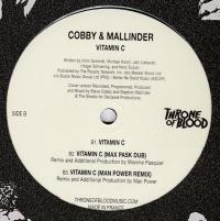 COBBY & MALLINDER - Tumblefish EP : THRONE OF BLOOD (US)