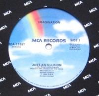 IMAGINATION - Just An Illusion : MCA (US)