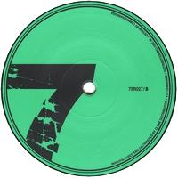 DAN CURTIN - The Waters Of Mars EP : 12inch