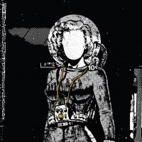 GANTZ - Space Horror / Step On Lava : Blacklist (UK)