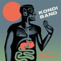 KONDI BAND - Belle Wahallah EP : 12inch