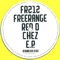 RED D - CHEZ EP (INCL. JACOB KORN REMIXES) : 12inch