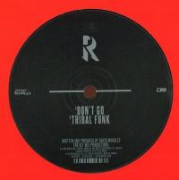 DAVID MORALES PRESENTS.. - The Red Zone Project Vol. 1 : 12inch