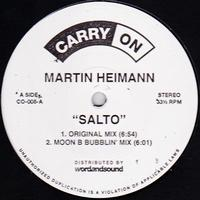 MARTIN HEIMANN - Salto : CARRY ON (GER)
