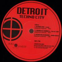 OCTAVE ONE - Detroit Techno City : 12inch
