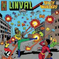 LINVAL THOMPSON - Linval Presents: Space Invaders : 2LP