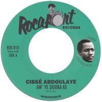 CISSÉ ABDOULAYE - Aw' Ye Douba Ke (45 Edit) / A Son Magni (Voodoocuts Re-Edit) : 7inch