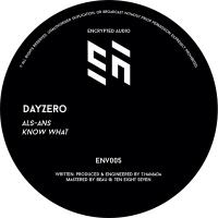 DAYZERO - ALS-ANS / Know What : 12inch