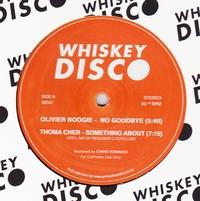VARIOUS ARTISTS - Is It Disco? EP : WHISKEY DISCO (US)
