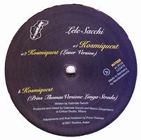 LELE SACCHI - Kosmiquest : 12inch