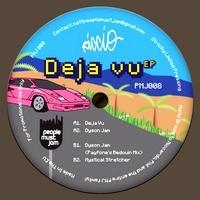 RICCIO - Deja Vu EP : PEOPLE MUST JAM (AUS)