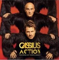 CASSIUS - Action : BECAUSE MUSIC (FRA)