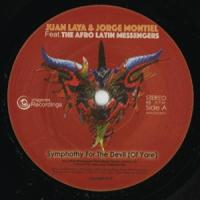 JUAN LAYA & JORGE MONTIEL - Sympathy For The Devil (Of Yare) [Feat. The Afro Latin Messengers] : IMAGENES (UK)