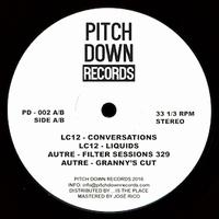 LC12 / AUTRE - Split EP : 12inch