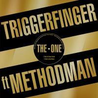 TRIGGERFINGER - The One (Ft. Method Man) (Ltd. 12'') : 12inch