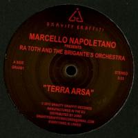 MARCELLO NAPOLETANO / RICHEART - Terra Arsa / Purple Grace : GRAVITY GRAFFITI (UK)