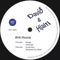 DAVID & HJALTI - RVK Moods : LAGAFFE TALES (ICE)