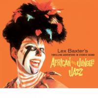 LES BAXTER - African Jazz /<wbr> Jungle Jazz : BLUE MOON <wbr>(SPA)